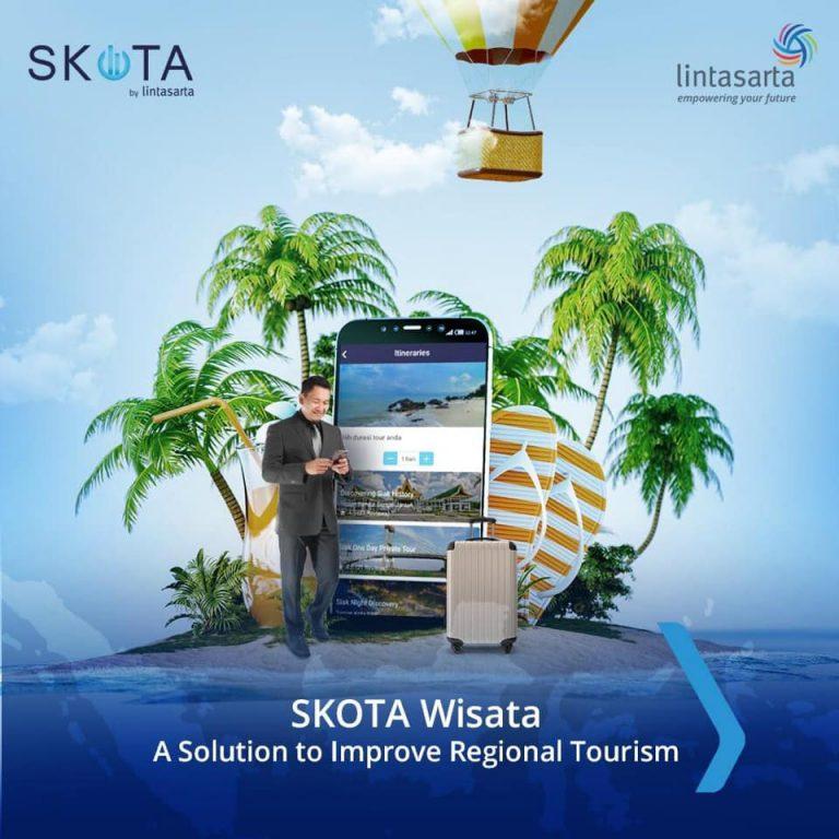 SKOTA Wisata Smart Tourism