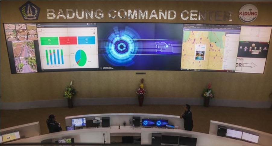 Badung Command Center