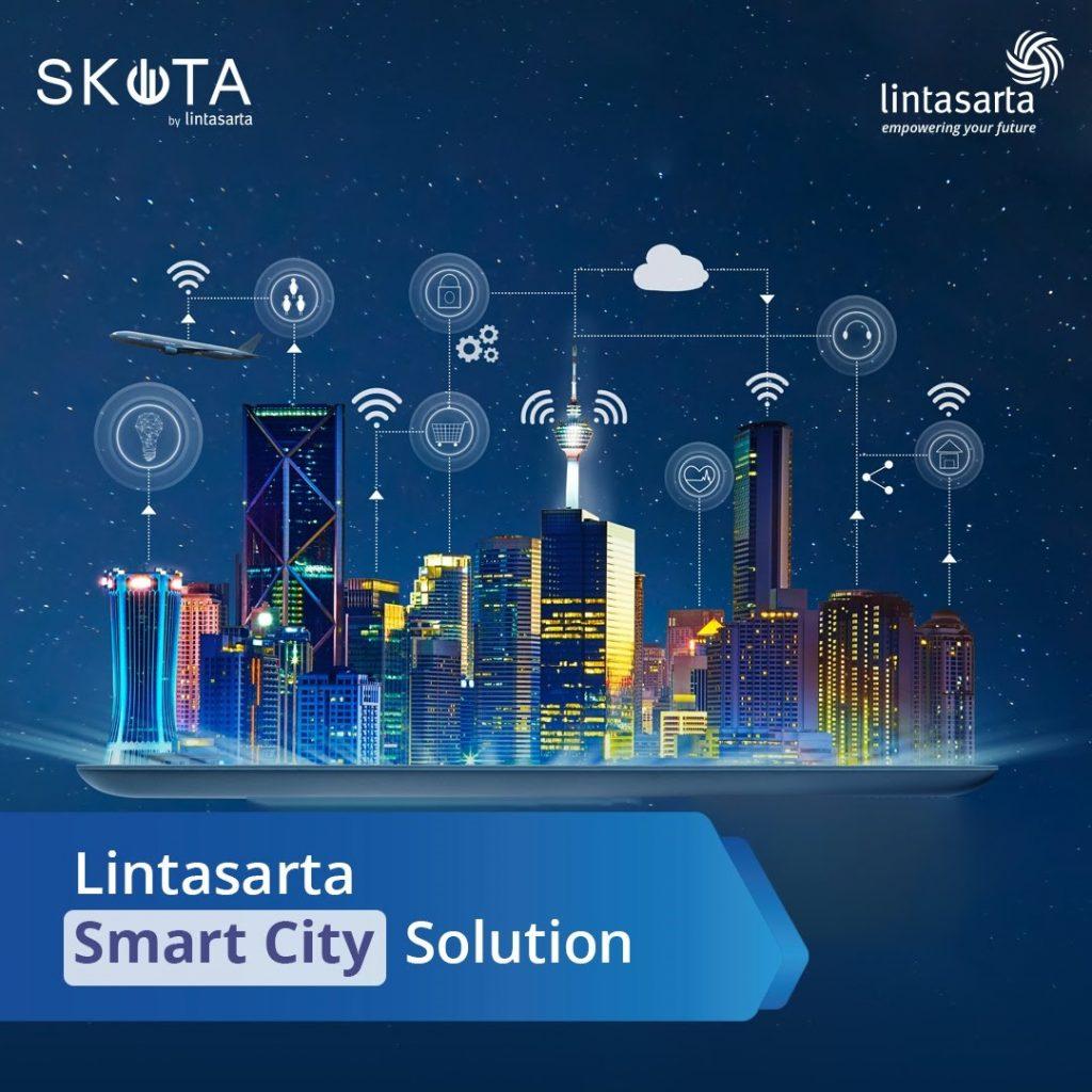 Mari Berkolaborasi Bangun Indonesia Lebih Pintar, Kota Demi Kota